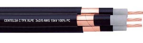 CENTELSA-CABLE-TPX-XLPE-3x2-AWG-15kV-100-PC