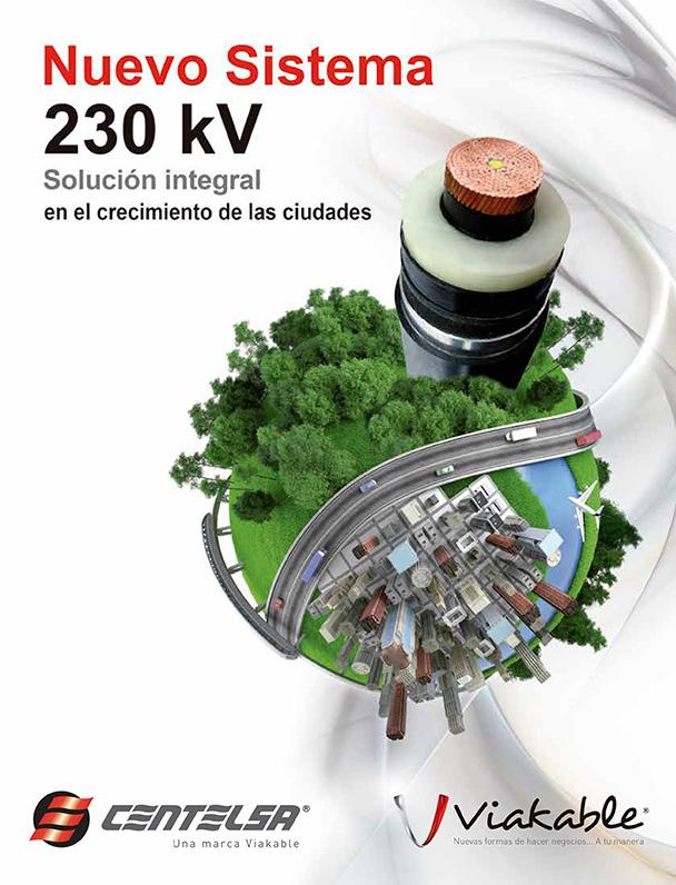 Brochure 230 kV CENTELSA-1